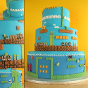 Super Mario Bros. Cake Looks Too Good To Eat