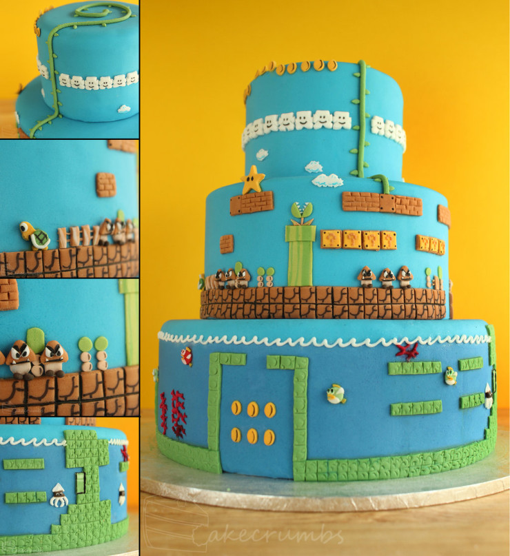 super_mario_bros__cake_by_cakecrumbs-d68m8pz