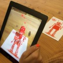 Augmented Reality Gives Greeting Cards a Virtual Facelift