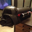 Darth Vader Mailbox: Welcome to the Dark Side…Of the Post