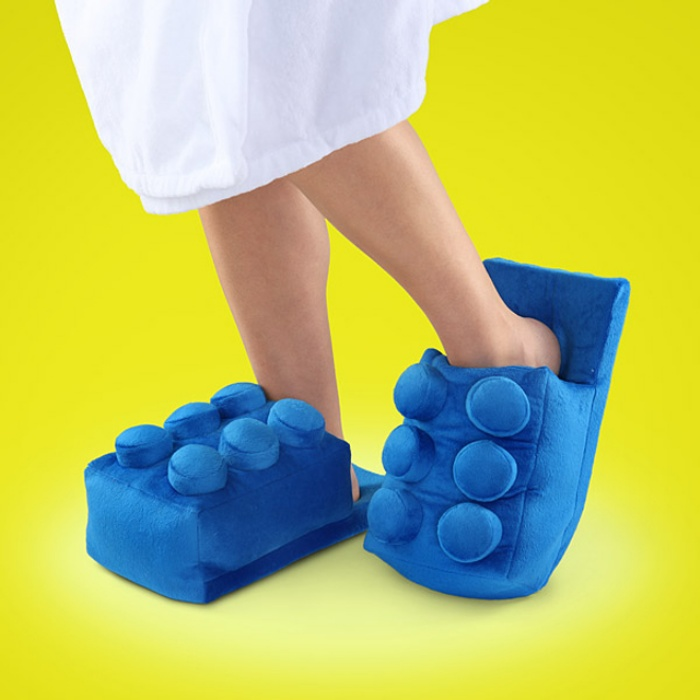 LEGO Building Blocks Slippers1