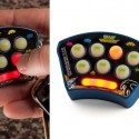 'Space Invaders' Keychain: Fancy a Game of Whack-An-Alien?