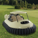 Haters Gonna Hate: Here's A Golf Cart Hovercraft