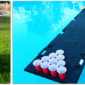 Puzzle Pong Takes Beer Pong Into The Pool