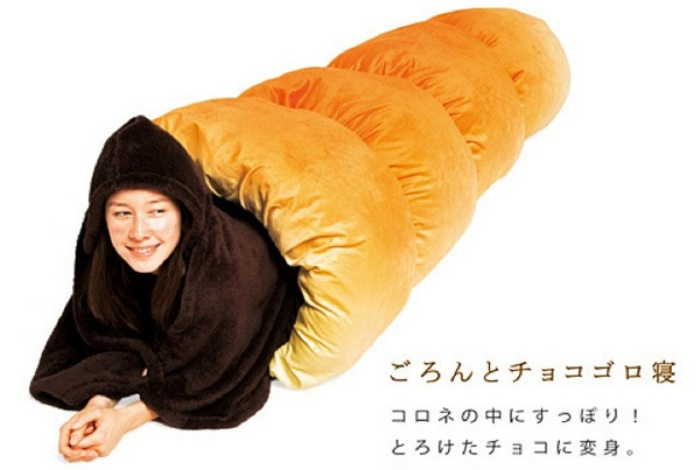 Bread Sleeping Bag