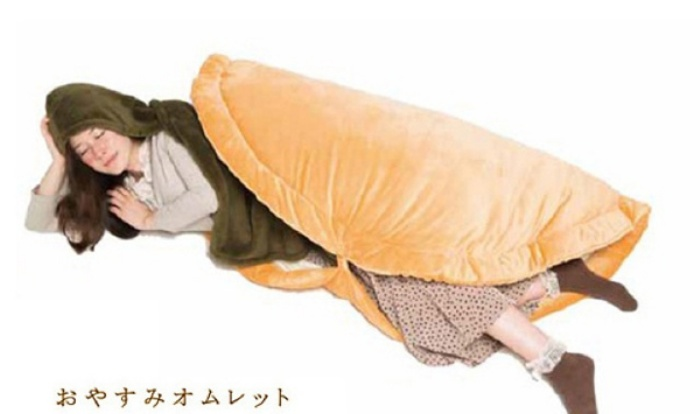 Bread Sleeping Bag2
