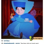 Disney Princess Instagram6