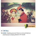 Disney Princess Instagram9b