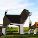 It's a Dog Day Afternoon, Every Day: Dog Bark Park Inn