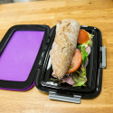 Flexible Lunch Box Will Keep Your Sandwich In One Piece