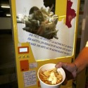 French Fry Vending Machine Dispenses Hot Fries in 90 Seconds