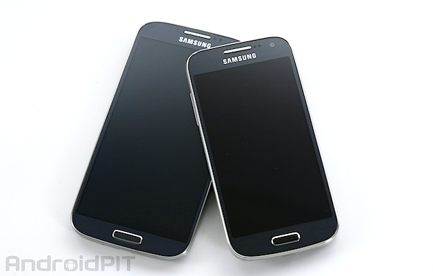 Galaxys4 mini vs Galaxy s4