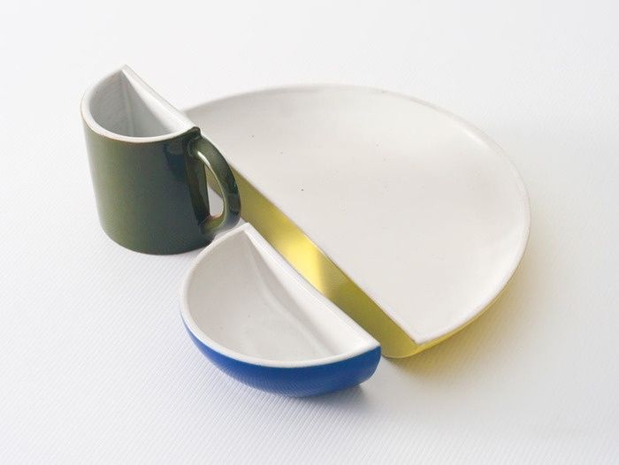 Halved Dinnerware Set1