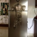 Someone Kickstart This: Han Solo Frozen In Carbonite Fridge