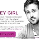 'Hey Girl' App Puts Ryan Gosling's Mug On Every Website You Visit