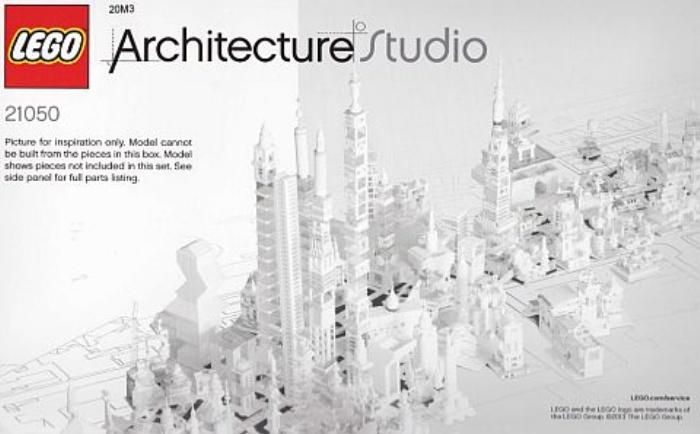 LEGO's Architecture Studio1