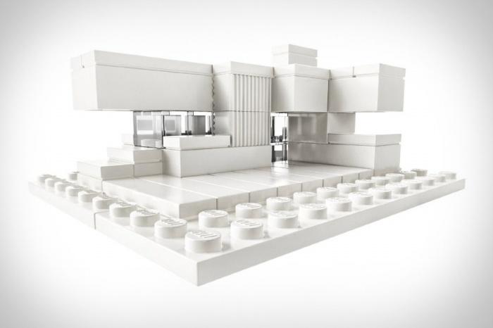 LEGO's Architecture Studio2