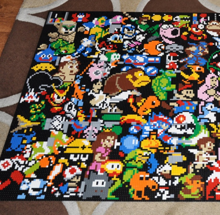 LEGO Mosaic1