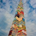 Record-Breaking LEGO Tower is 11 Stories High