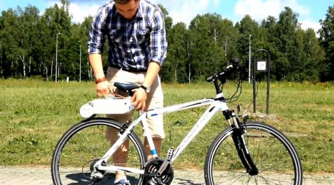 Rubbee - The Bike Electric Drive