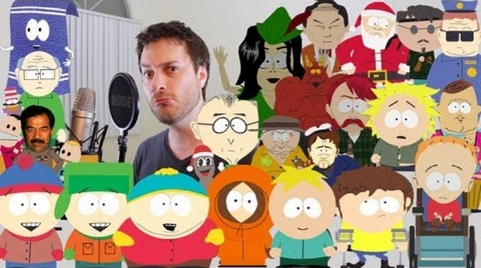 South Park Parody