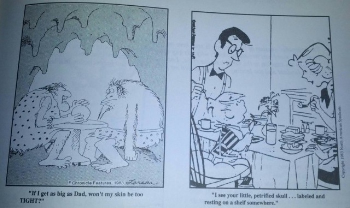 The Far Side & Dennis the Menace Comics
