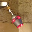 Shower Head Prompts People to Take Shorter Showers, Saves Water