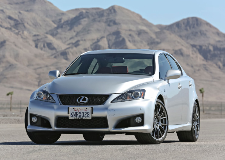 2014 Lexus IS F 002