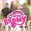 Featuring the Men Who Love 'My Little Pony': The 'My Little Brony' Doll