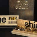 24K Gold Rolling Paper?  Why Not