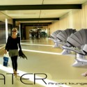 Slater Lounge is an All-in-One Privacy Pod While You Wait for Your Flight