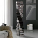 DNA Double-Helix Bookcase Speaks To Your Love Of Biology And Books