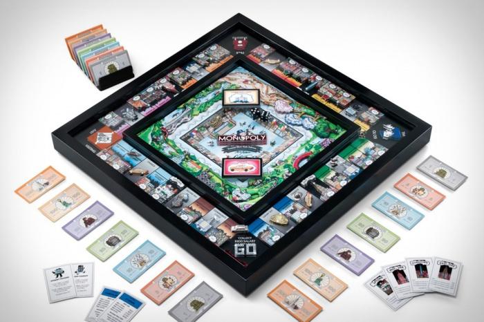3D Monopoly