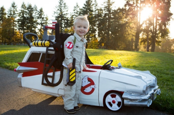 Cooper Ghostbusters Costume