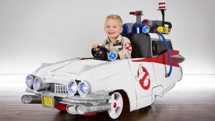 Cooper Ghostbusters Costume1