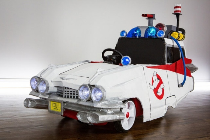 Cooper Ghostbusters Costume2