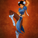 Disney Princesses in Costume8