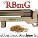 Rubber Band Machine Gun Spells Office Mayhem