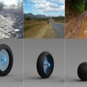 Roadless Wheel System is For All Terrains