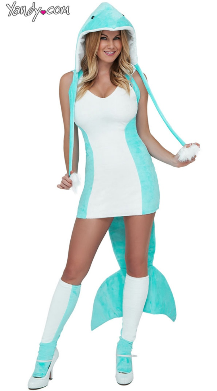 Weird Sexy Halloween Costumes7 .  sc 1 st  OhGizmo! & Weird Sexy Halloween Costumes7 | OhGizmo!