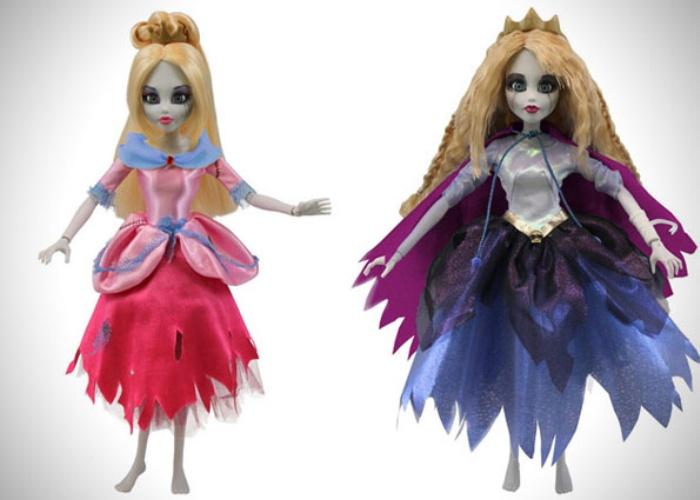 Zombie Disney Doll1