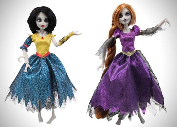 Zombie Disney Doll2
