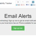 Want an iPhone 5S? This Stock Finder App Will Let You Know When It's Back In Stock