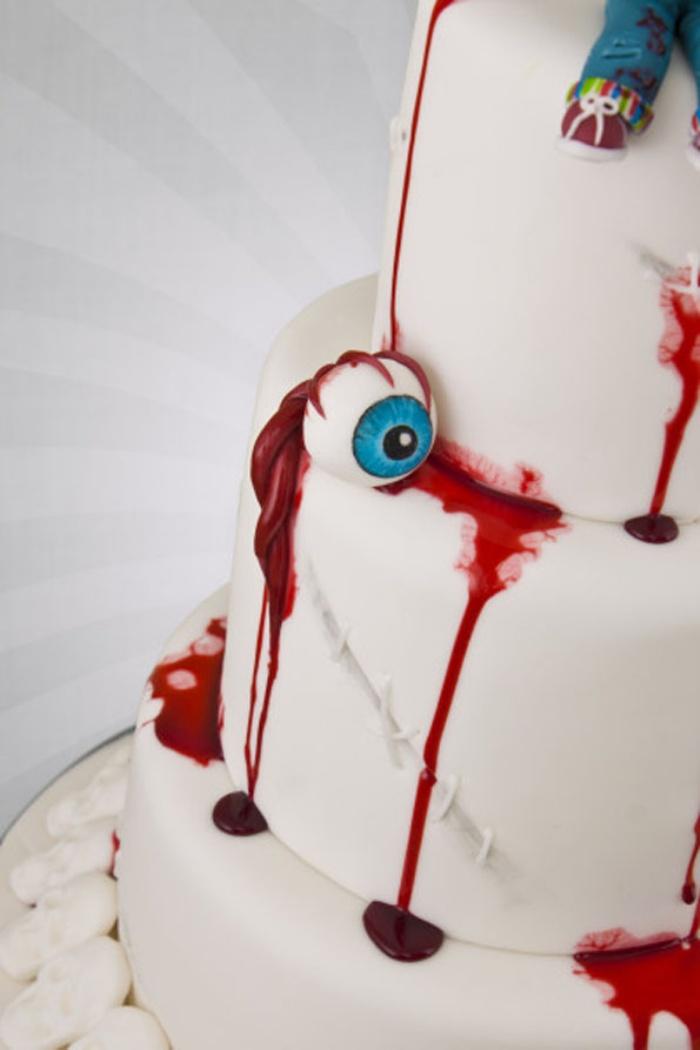 Bride of Chucky Cake1