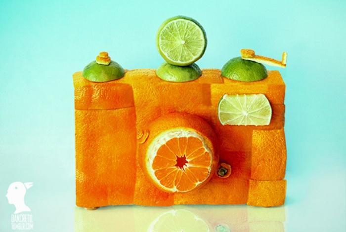Food Sculptures1