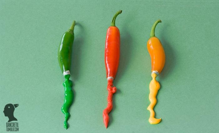 Food Sculptures2