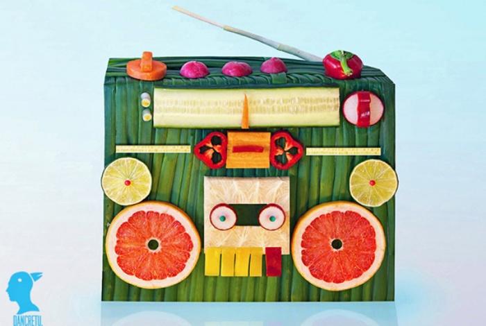 Food Sculptures3