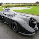 Fan-Made Batmobile to be auctioned at Mercedes-Benz World