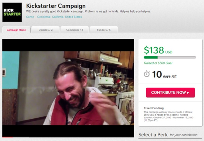 Indiegogo to fund Kickstarter