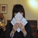 Burger Wrappers Hides Your Face With a Smile While You Eat